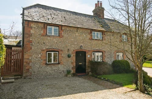 Last Minute Cottages - Quaint Shalbourne Cottage S167760