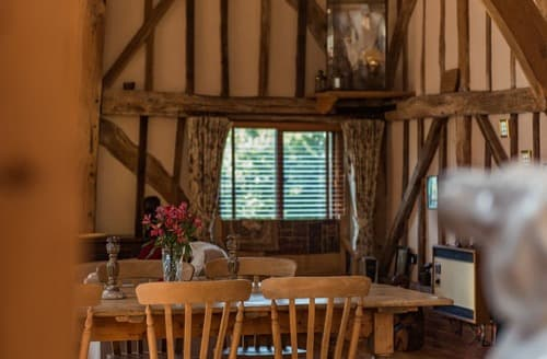 Last Minute Cottages - Latters Farm Barn