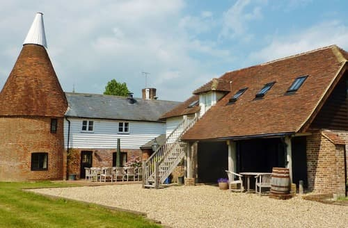 Last Minute Cottages - The Oast