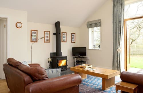 Last Minute Cottages - The Bothy at Fordcombe