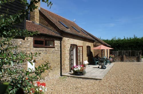 Last Minute Cottages - The Old Stable at Upchurch