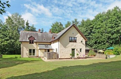 Last Minute Cottages - Park Gate House