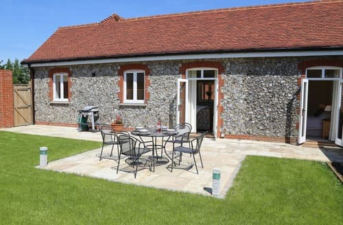 Big Cottages - Robin Cottages