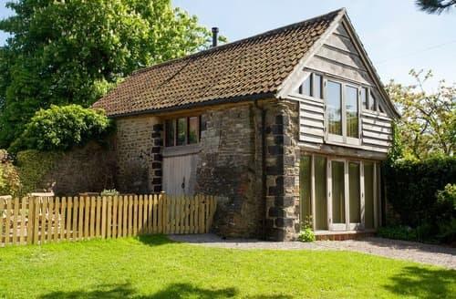 Last Minute Cottages - Gorgeous Near Bath/Bristol Cottage S167845