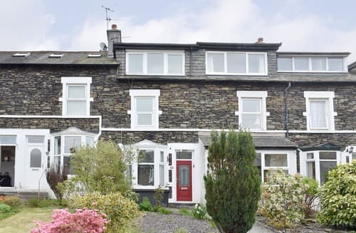 Last Minute Cottages - Banner Rigg view