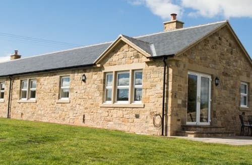 Last Minute Cottages - Newstead Cottages