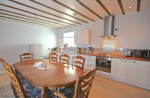 Last Minute Cottages - Cosy Warkworth & Amble Area Cottage S168027