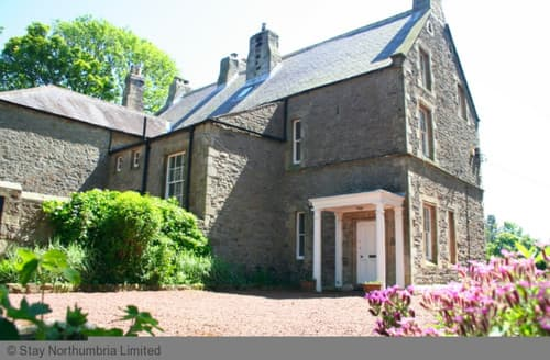 Last Minute Cottages - Old Vicarage Beadnell