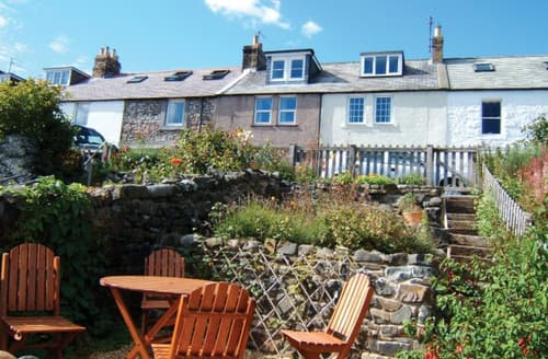 Last Minute Cottages - Quaint Craster & Embleton Area Cottage S168044
