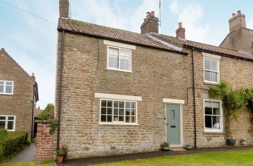 Dog Friendly Cottages - Ebor Cottage