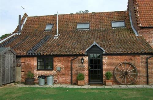Big Cottages - Barn Cottage
