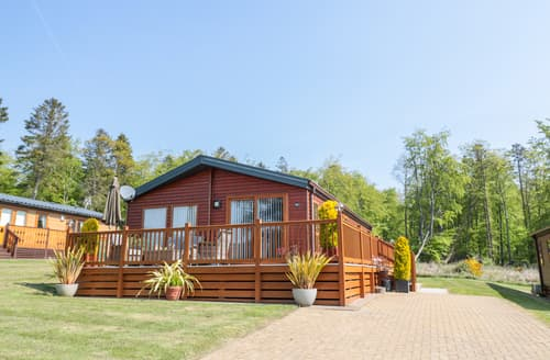 Last Minute Cottages - Lovely Morpeth Lodge S168312