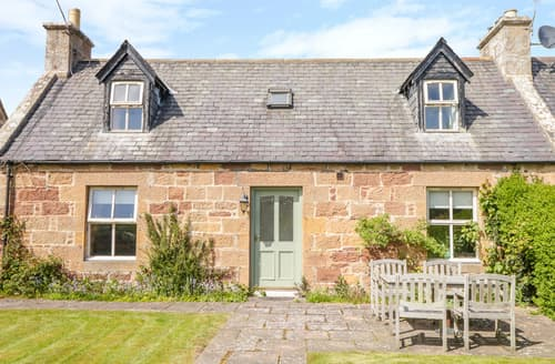 Last Minute Cottages - Attractive Dornoch Cottage S168460