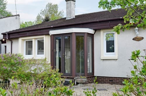 Last Minute Cottages - Attractive Irvine Cottage S168538