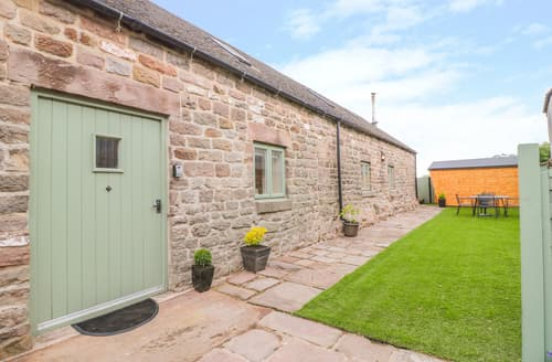 Last Minute Cottages - Gorgeous Belper Cottage S168555