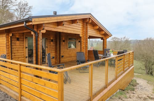 Last Minute Cottages - Red Kite Lodge