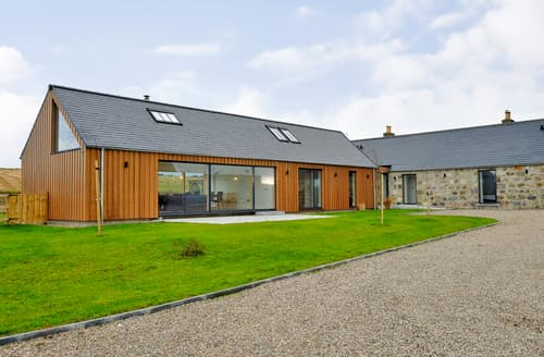 Last Minute Cottages - The Steading