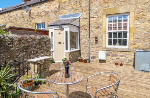 Last Minute Cottages - Old Workhouse Cottage