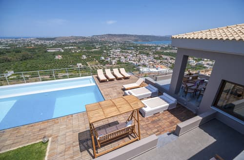Last Minute Cottages - Villa Kalaria