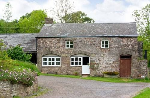 Big Cottages - Charming Abergavenny House S5228