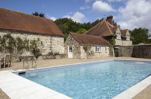 Last Minute Cottages - Kings Manor Farm