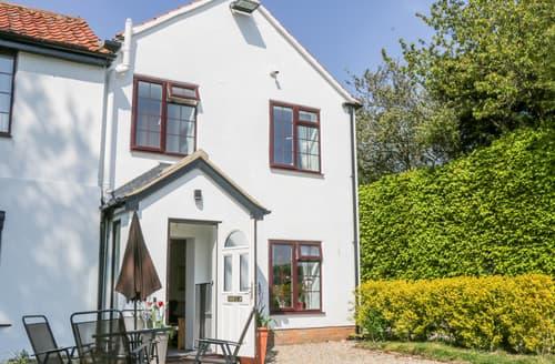 Last Minute Cottages - Rockery Cottage