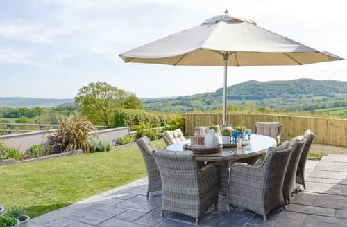 Last Minute Cottages - Maes Y Bryn Farmhouse