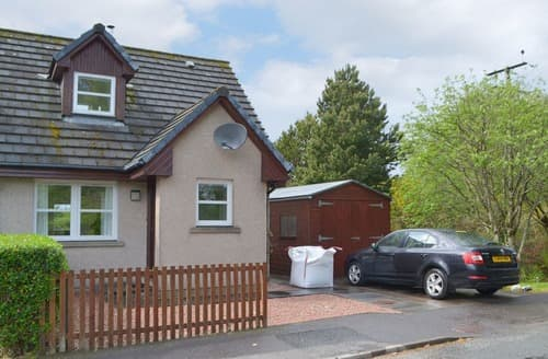 Last Minute Cottages - Taigh Tearlach