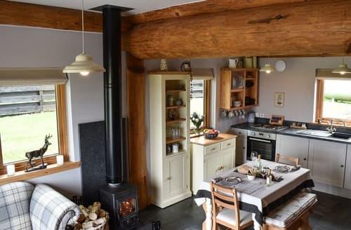Last Minute Cottages - Rowanlea Lodge