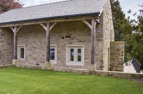 Last Minute Cottages - Hen Harrier Lodge