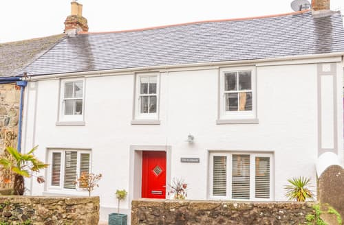 Last Minute Cottages - Chy An Meneth