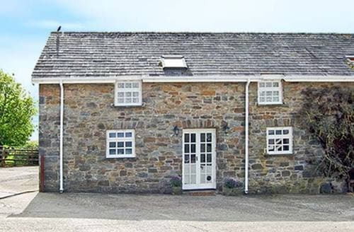 Big Cottages - Lovely Whitland Stable S5244