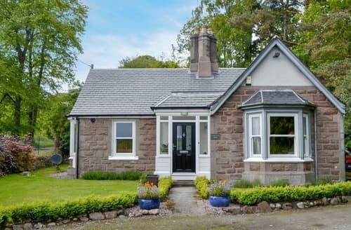 Last Minute Cottages - Princeland Lodge