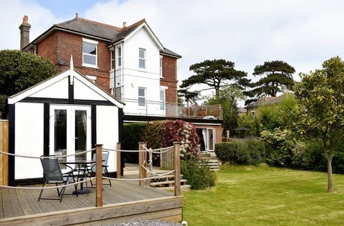 Last Minute Cottages - Victoria Apartment - UK11614