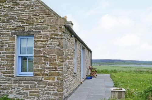 Last Minute Cottages - Harrays Little Bothy- UK11843