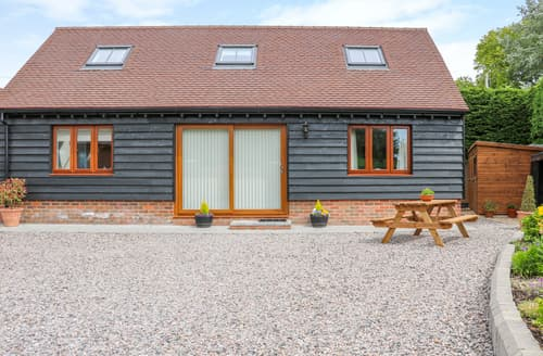 Last Minute Cottages - Thistledown Cottage
