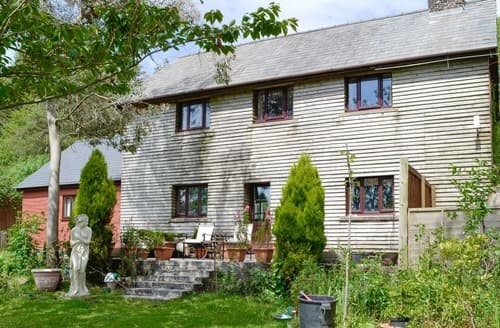 Last Minute Cottages - Barn Cottage -UK11480