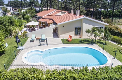 Last Minute Cottages - Villa Amarante