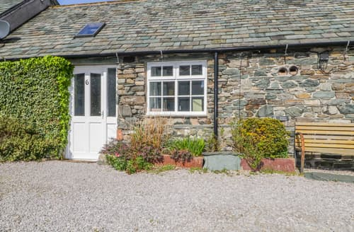 Dog Friendly Cottages - Mews Studio Cottage 6