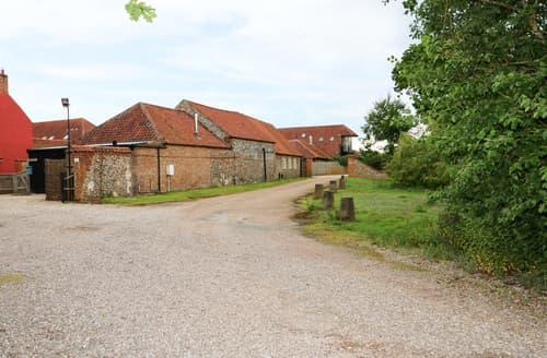 Big Cottages - Far Barn