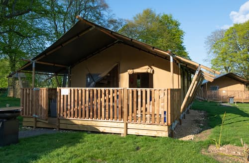 Dog Friendly Cottages - Goldfinch Safari Tent