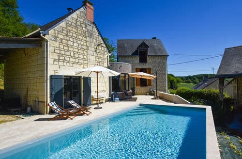 Last Minute Cottages - Gite vallée de la Loire