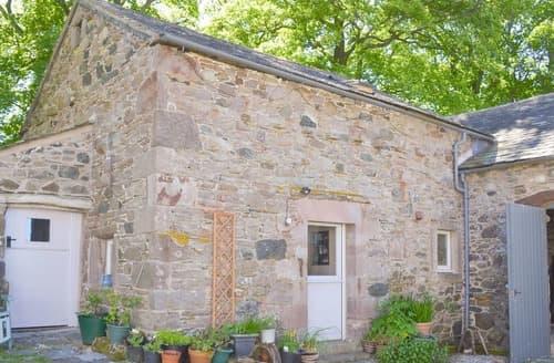 Last Minute Cottages - Little Bay Byre