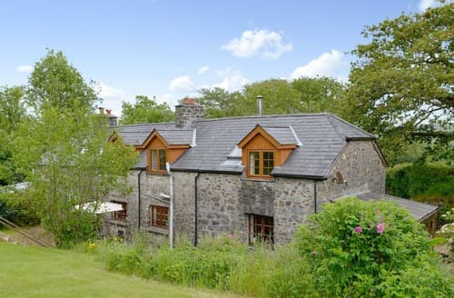 Last Minute Cottages - Perthygwenyn