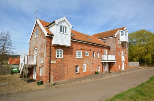 Big Cottages - Aldeburgh and Woodbridge at Butley Mill
