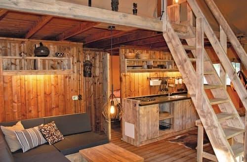 Last Minute Cottages - Safari Tent Duplex
