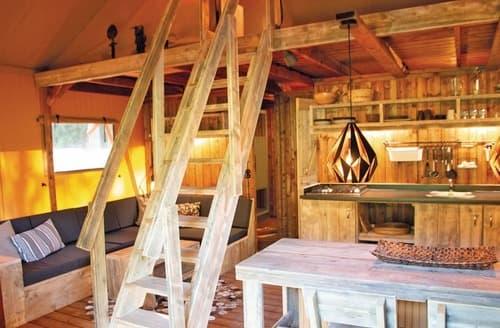 Last Minute Cottages - Safari Tent Simplex