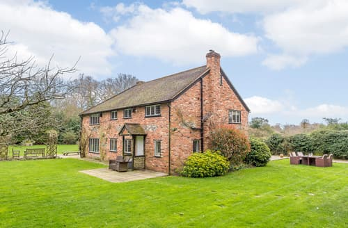 Last Minute Cottages - Henley Croft