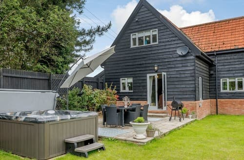 Dog Friendly Cottages - Harvest Barn