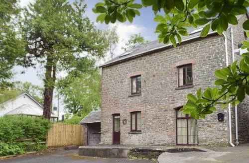 Last Minute Cottages - Cleifion Mill